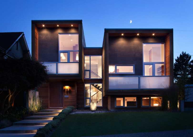 Как отделать фасад дома своими руками