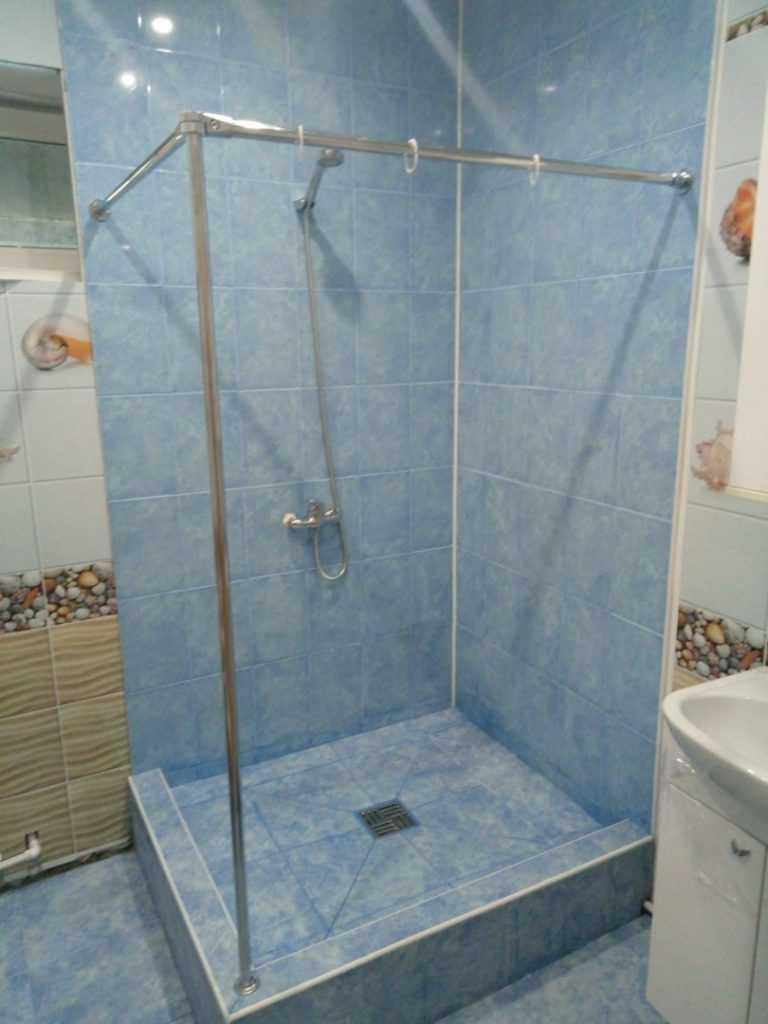 квартире это душ своими руками в квартире фото чтоб цвет