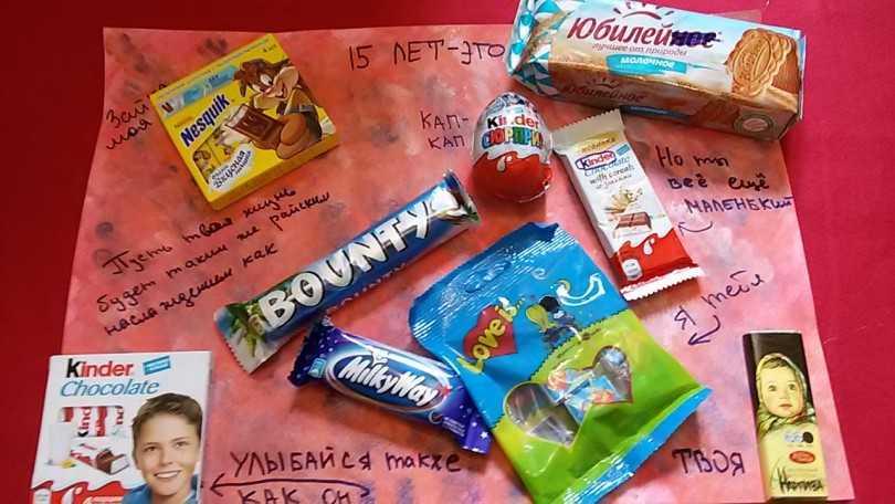подарки на день рождения подруге бесплатно