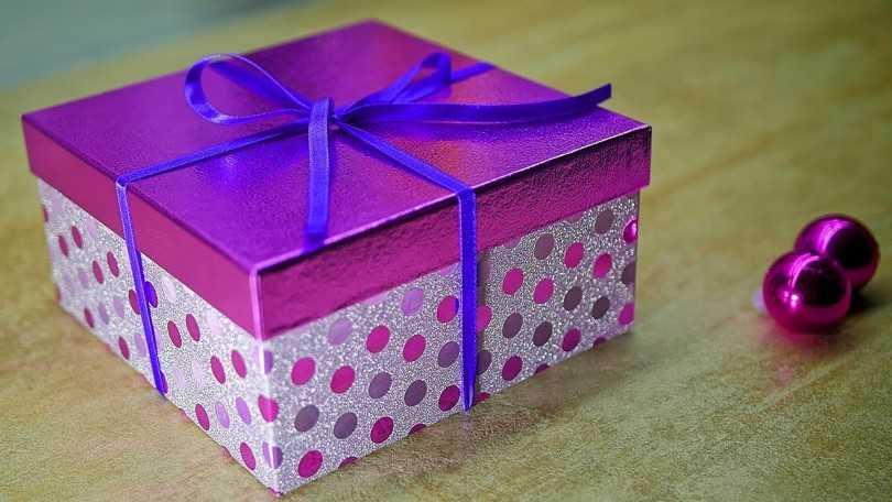Как приготовить подарок своими руками