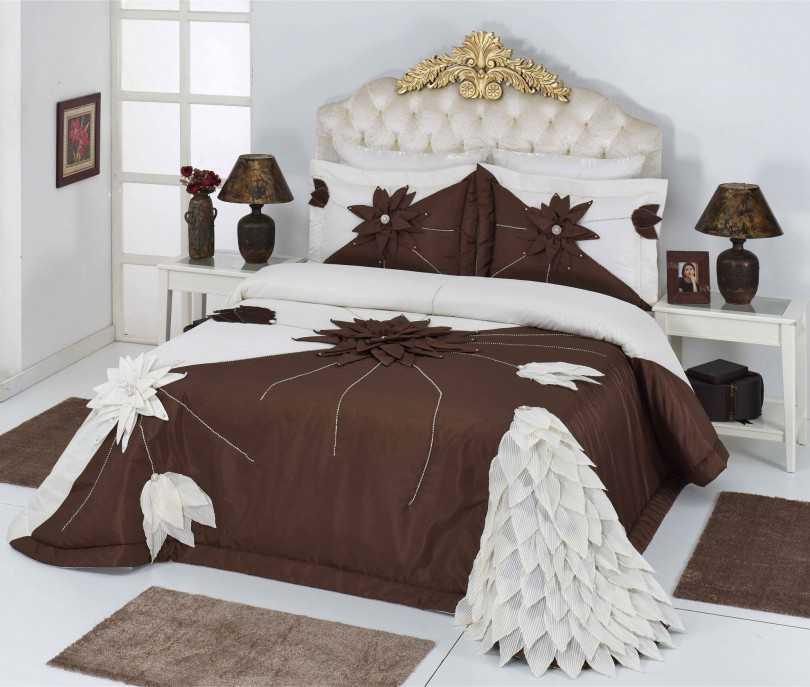 Как сшить покрывало на кровать своими руками