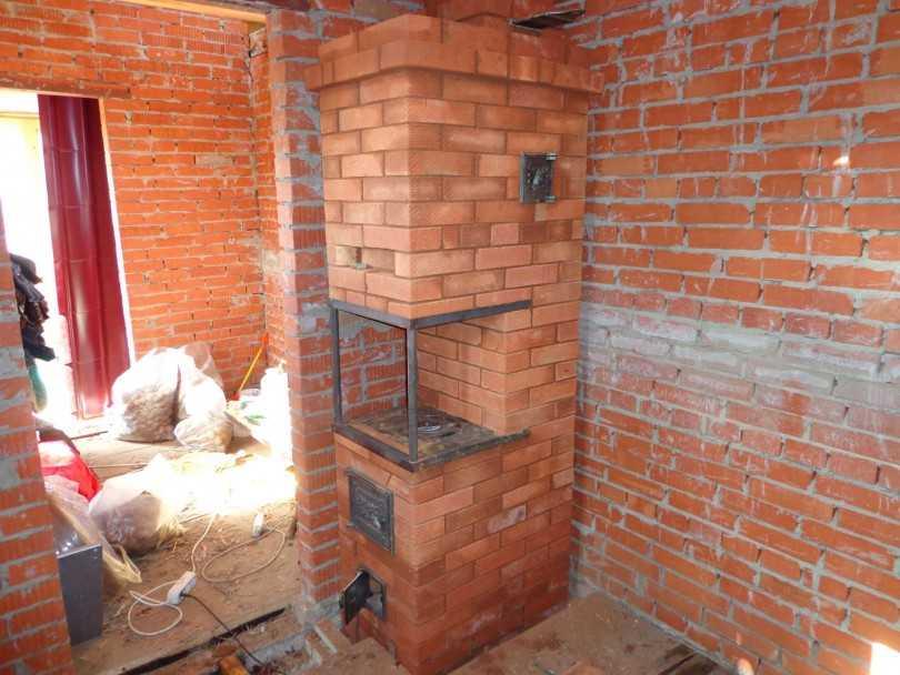 Стена из кирпича — секреты кладки от каменщиков. 89 фото постройки несущих стен и перегородок