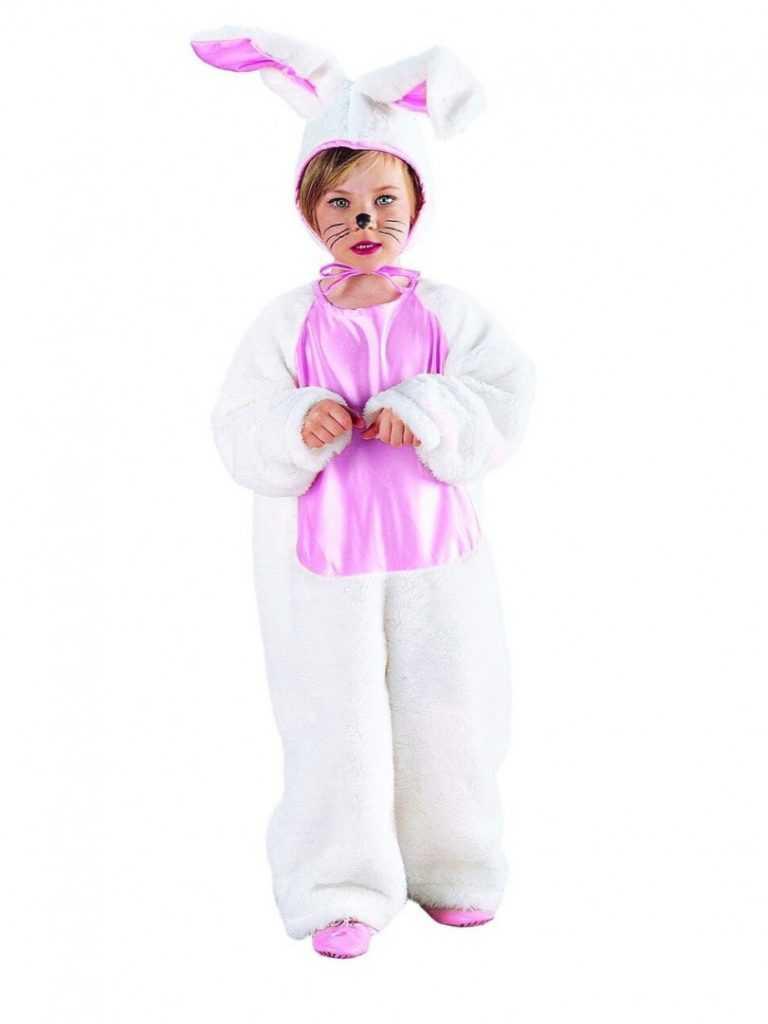 как сделать костюм зайца своими руками фото рисунок