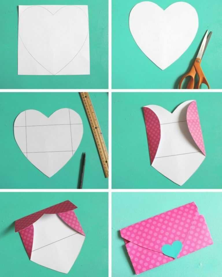Как делать открытки своими руками по шагам