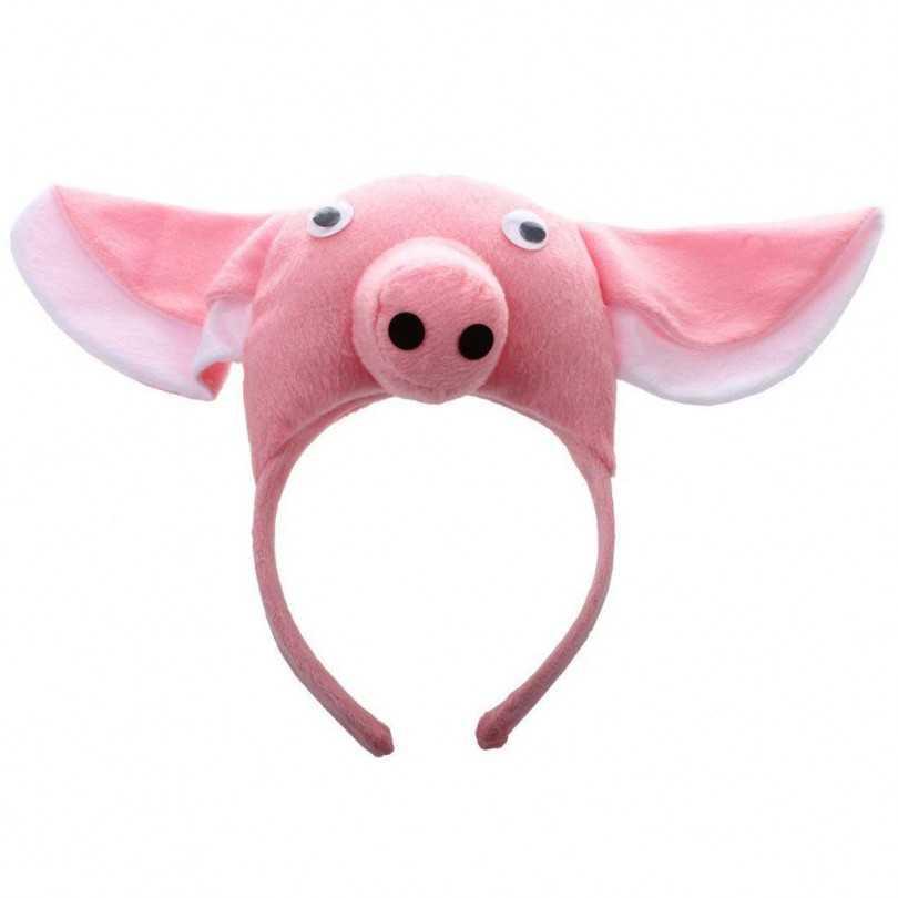 Как сделать костюм свиньи своими руками