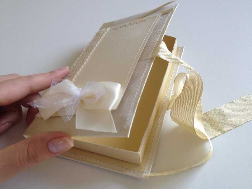 Как сделать шкатулку своими руками