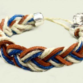 Плетение браслетов из шнурков: как сделать браслет своими руками по инструкции