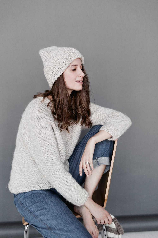 шапка бини новые модели