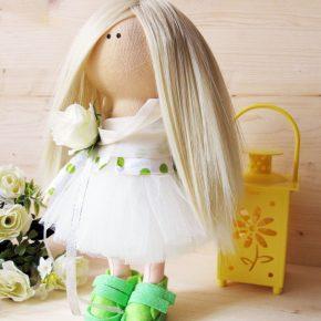 Текстильная кукла: как сшить тряпичную куклу своими руками (фото схемы + мастер-класс)